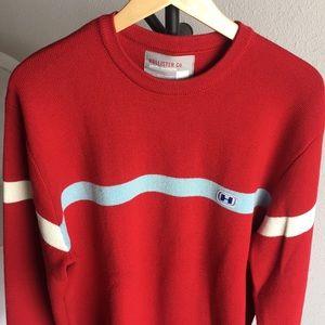 Holliester Co. men's Sweater